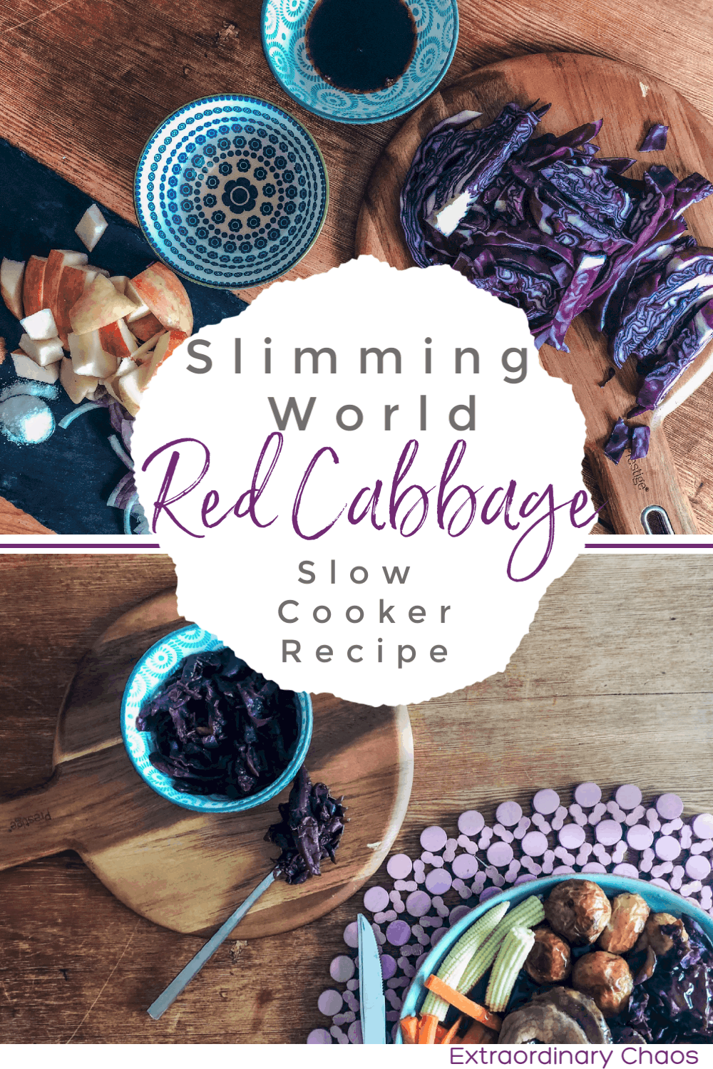 Slimming World Slow Cooker Red Cabbage Recipe
