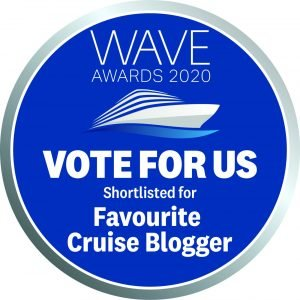 Award nominated cruise bloggers