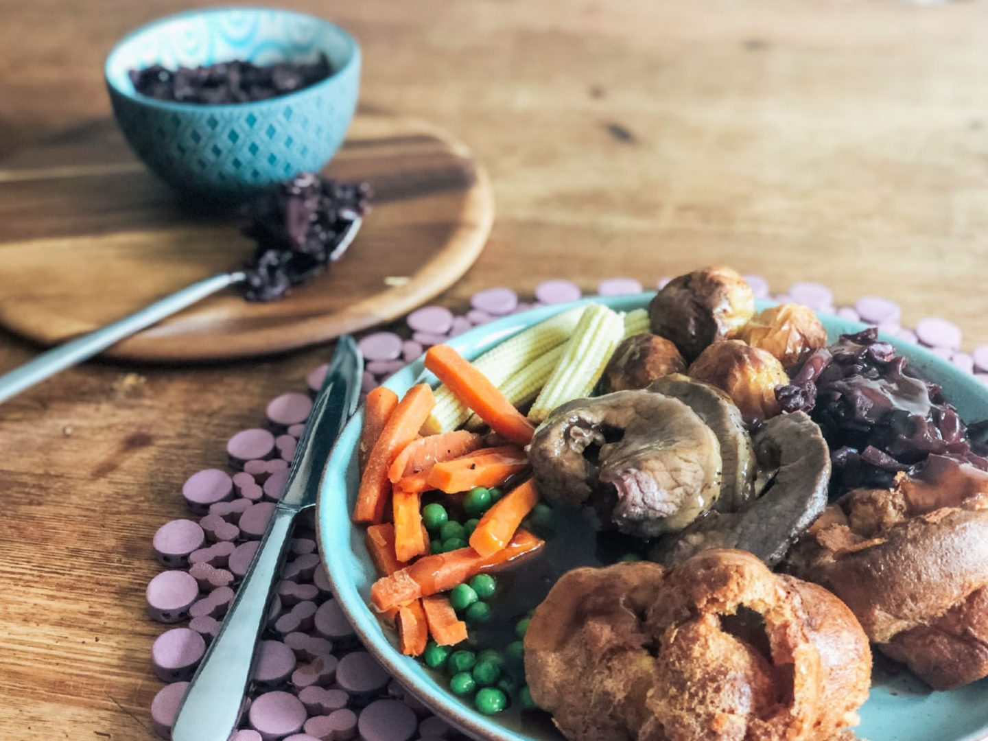 vegetable ideas for roast dinner