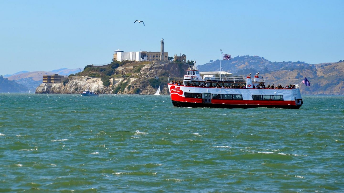 Visiting Alcatraz with teens