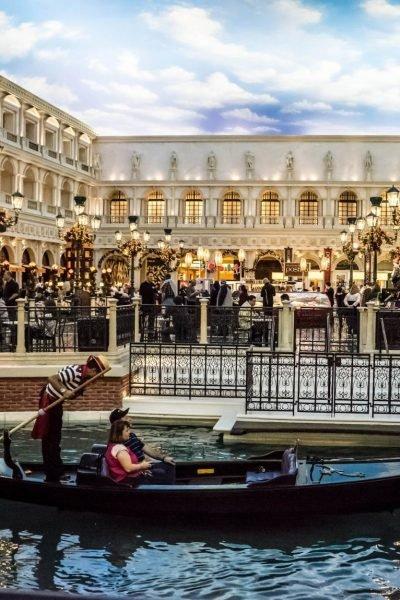 The Venetian in Las Vegas With Kids