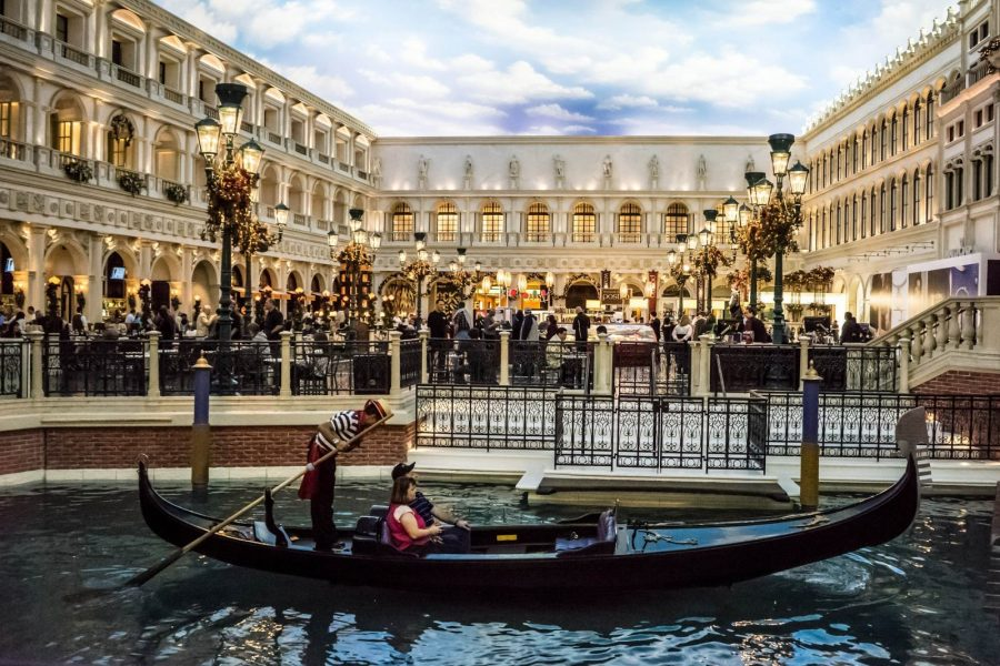 The Venetian in Las Vegas With Kids
