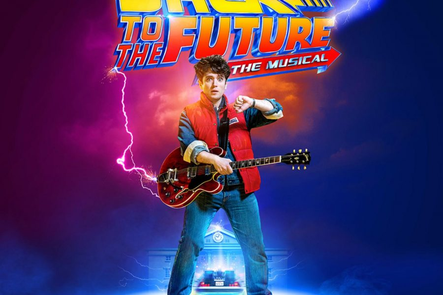 Review Of Back to the Future the Musical The Palace Theatre Manchester