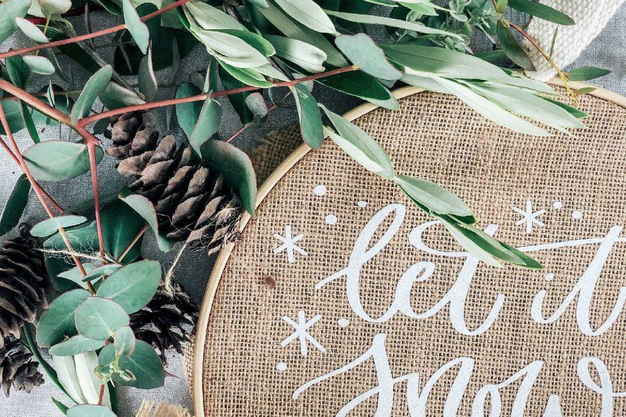 Building A Hoop Wreath-2