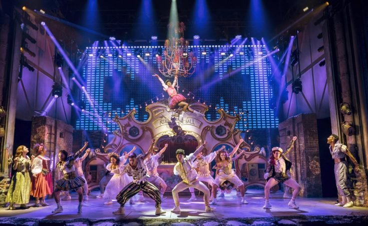 & Juliet Review The West End Preview