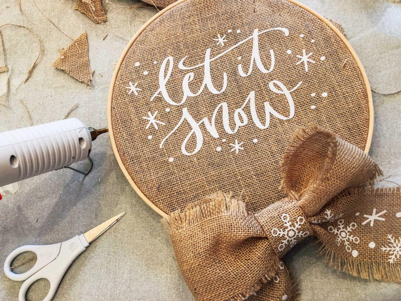 how to make christmas wreath-2