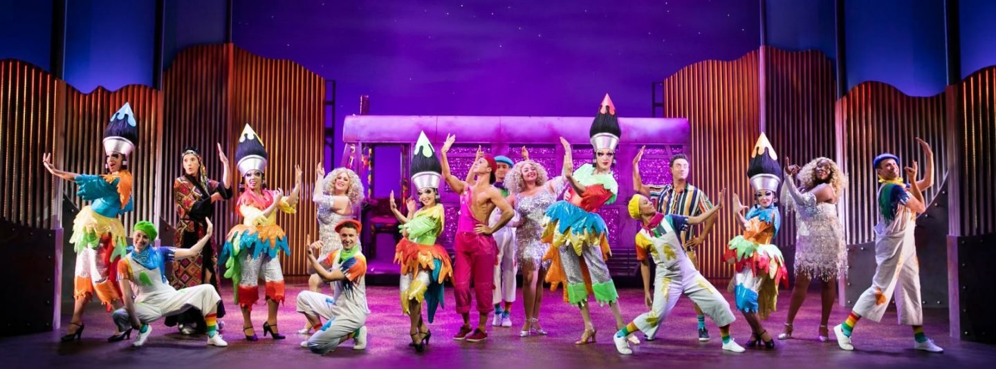 Priscilla review Manchester