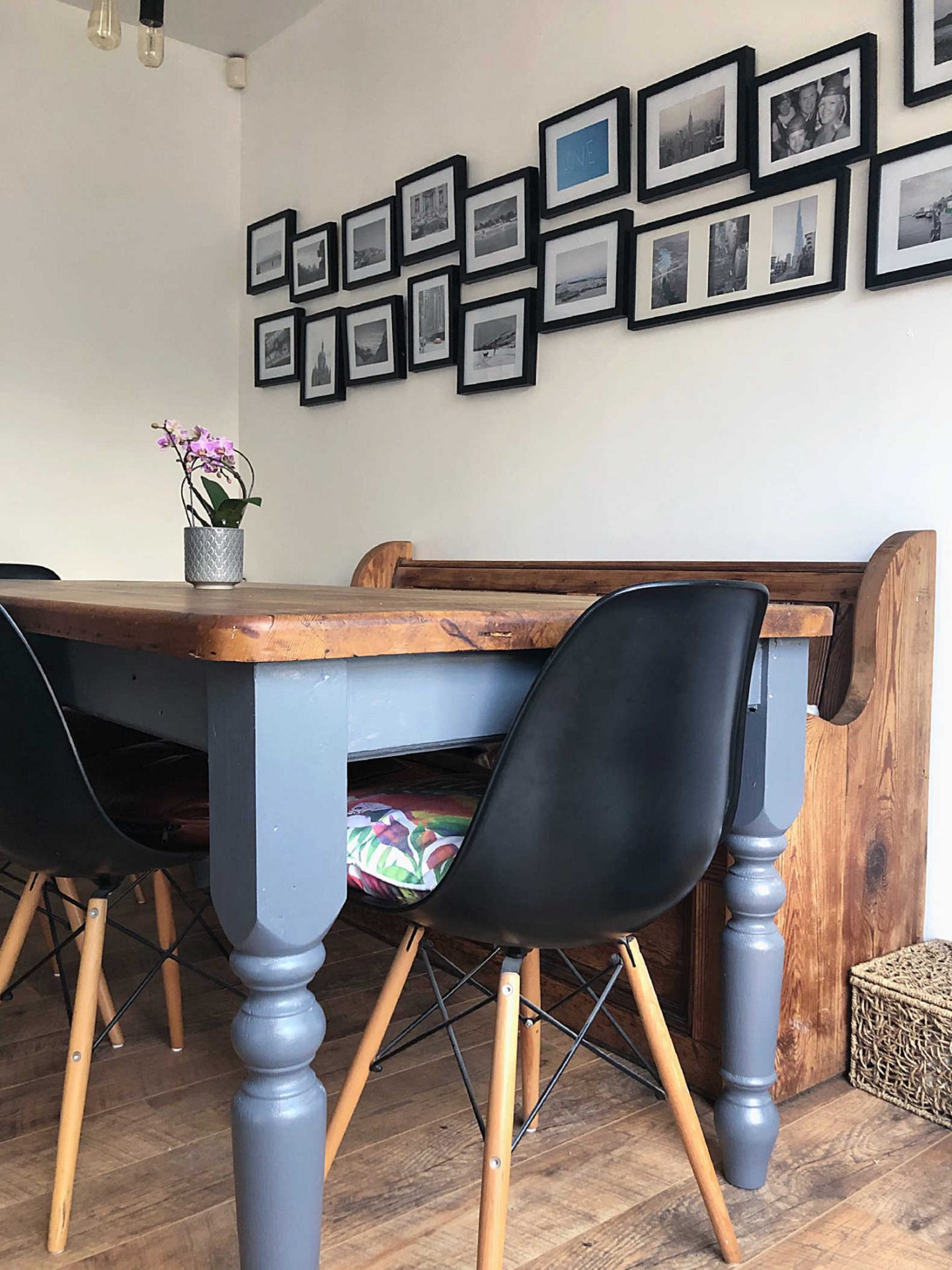 Kitchen Table Upcycle