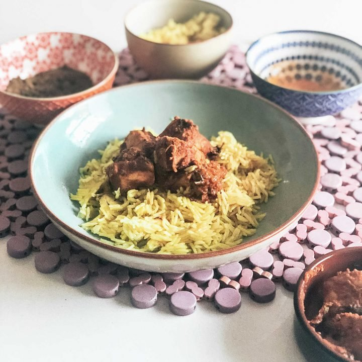 Slimming World Chicken Curry