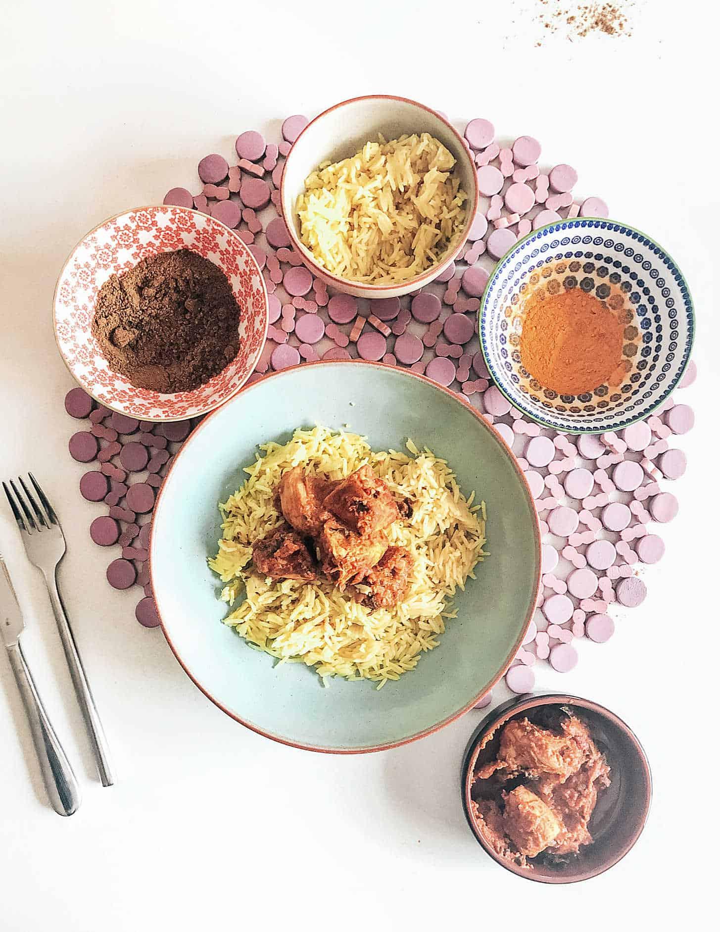 Slimming World Chicken Curry-2