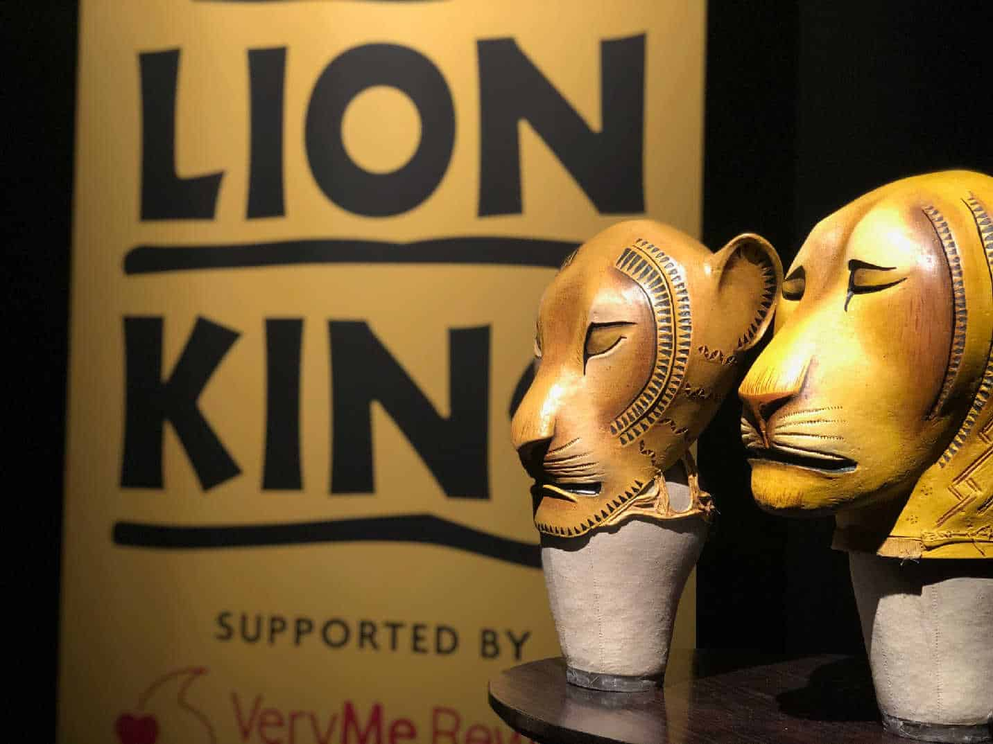 The Lion King Manchester