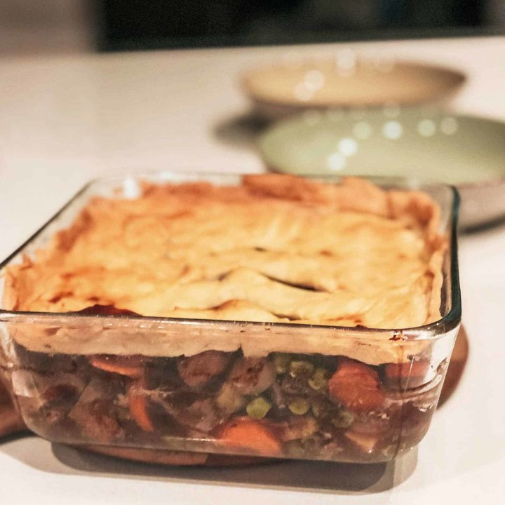 chicken leftovers pie recipe-2