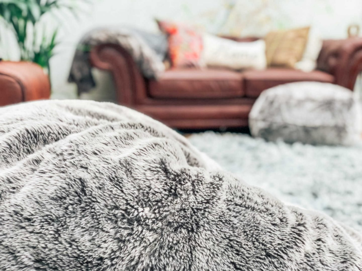 Extra seating ideas with beanbags