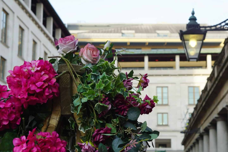 Flowers in Covent Garden