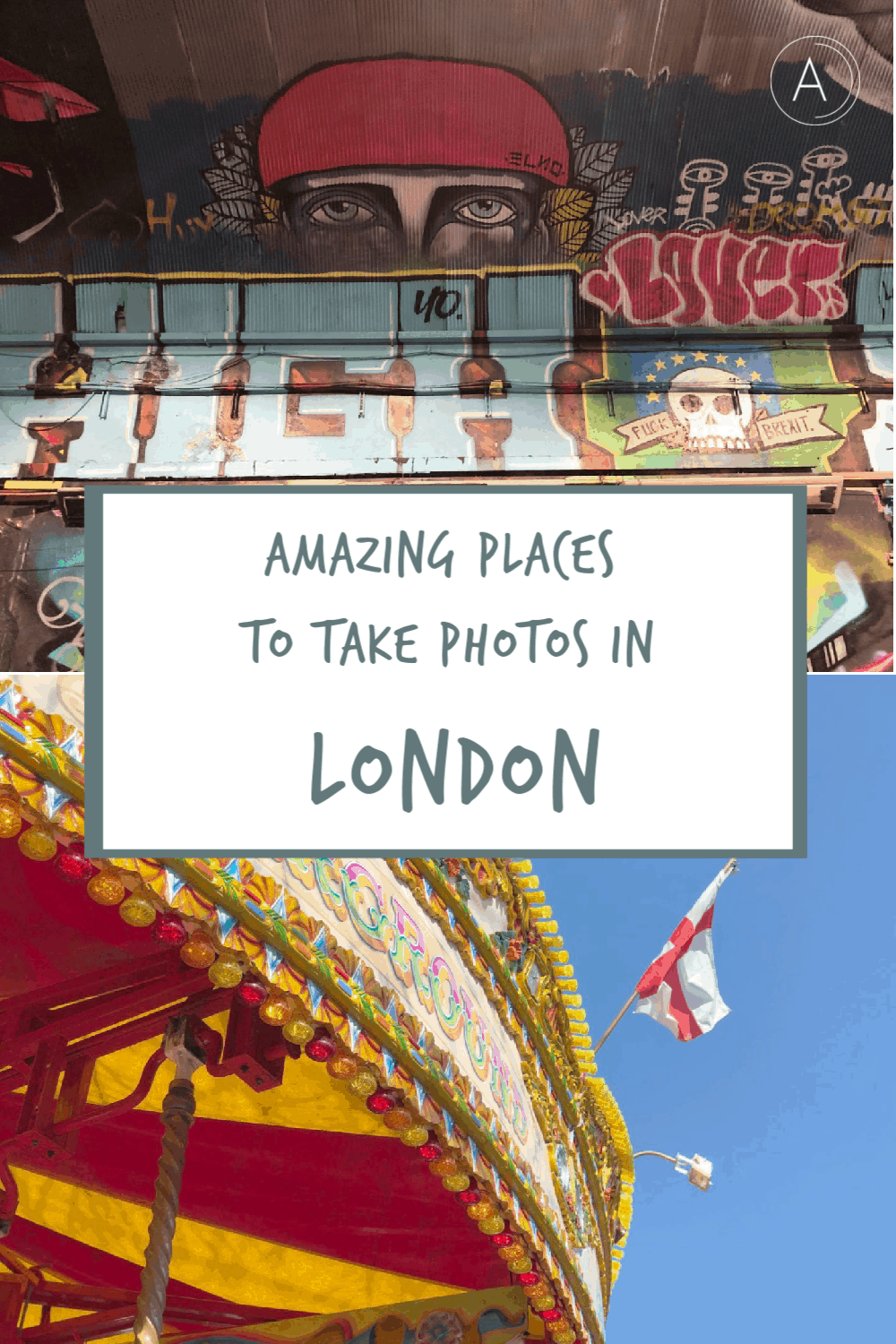 Amazing places to take photos and things to see in London
