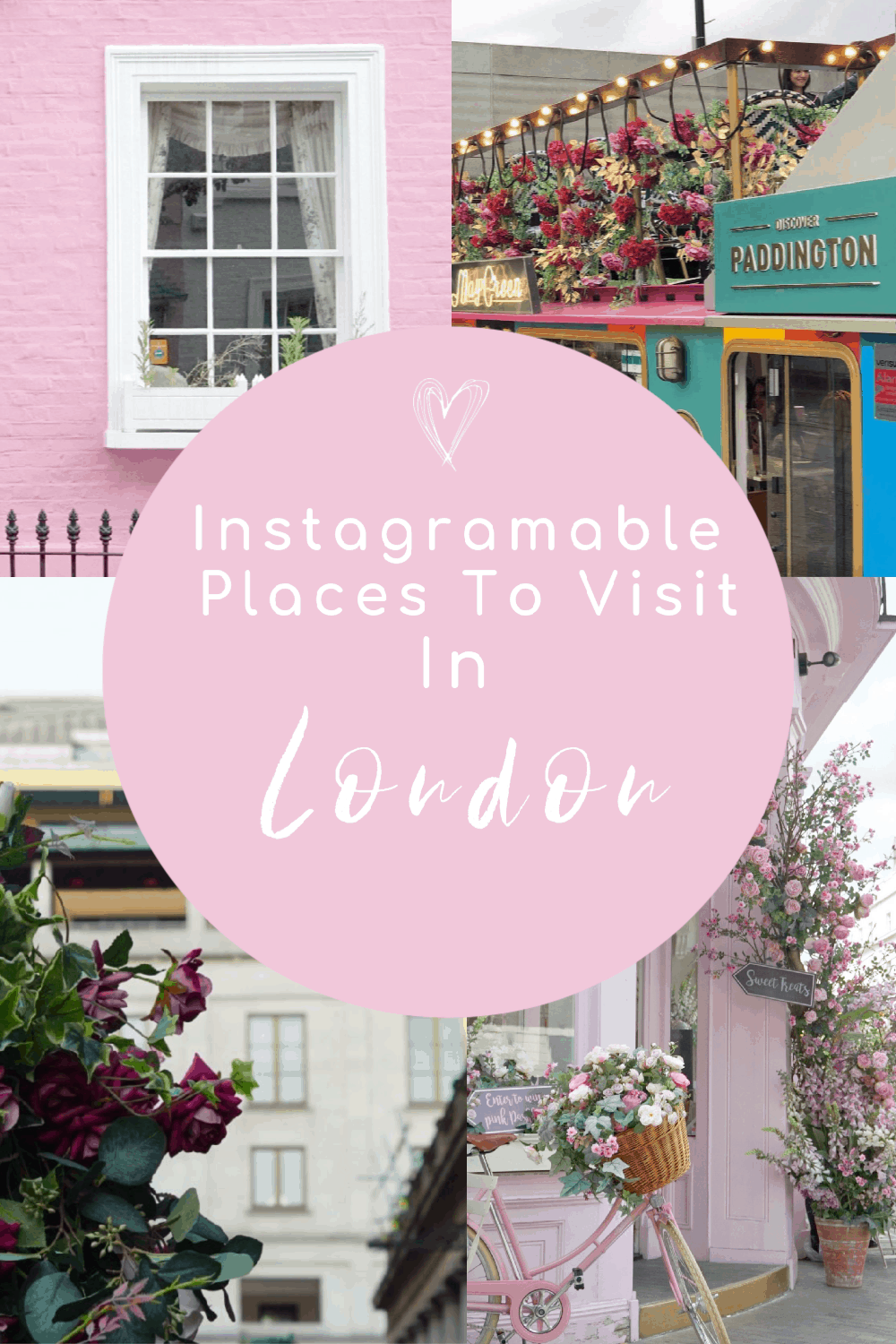 Instagramable Places To Visit In London