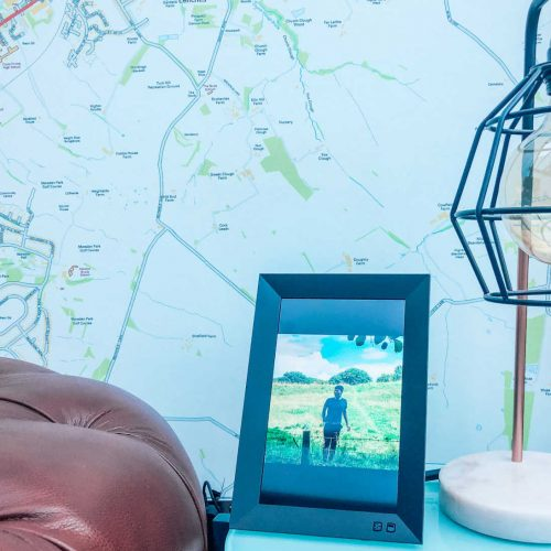 Nixplay smart digital photo frame-2