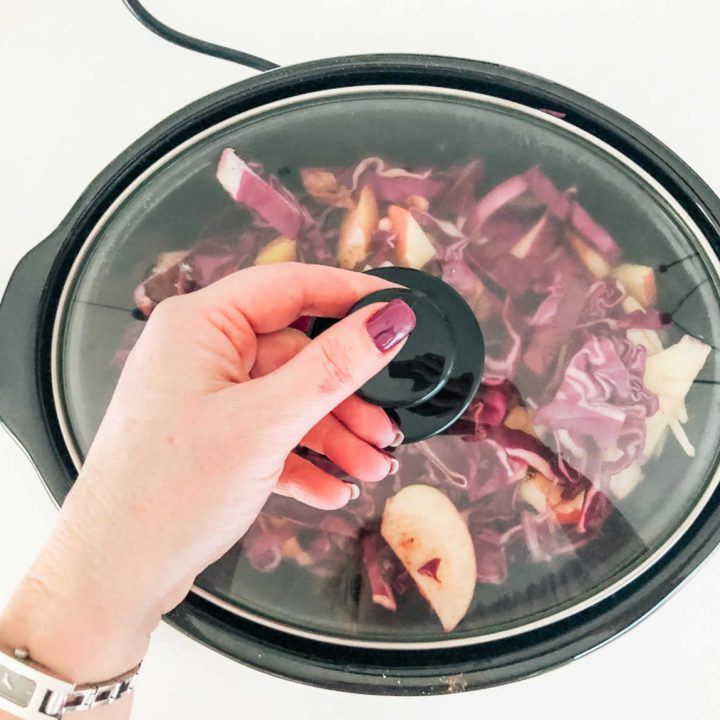 Slimming World Slow Cooker Red Cabbage