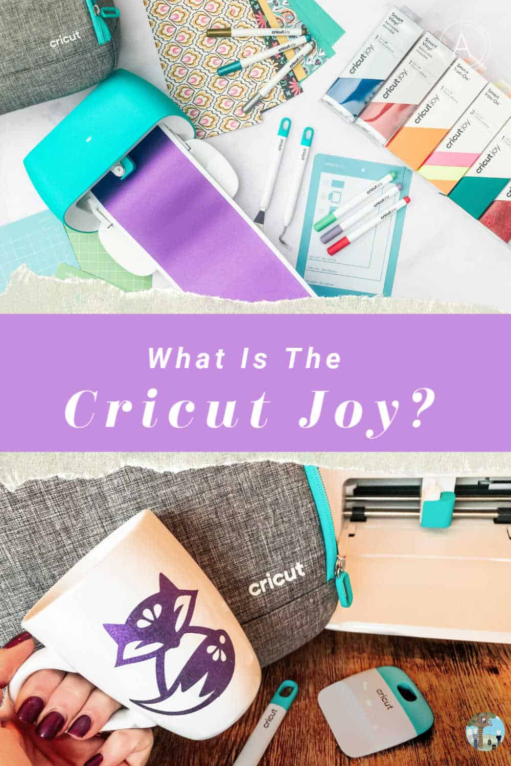 What Is The Cricut Joy, What can the Cricut Joy do, what materials does it cut and how easy is it to use?