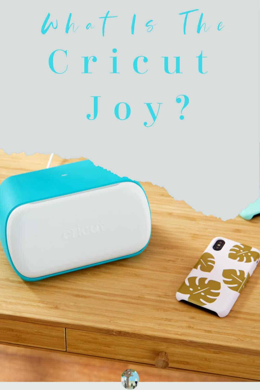 What is the Cricut Joy? All about Cricut's latest smart cutting machine.