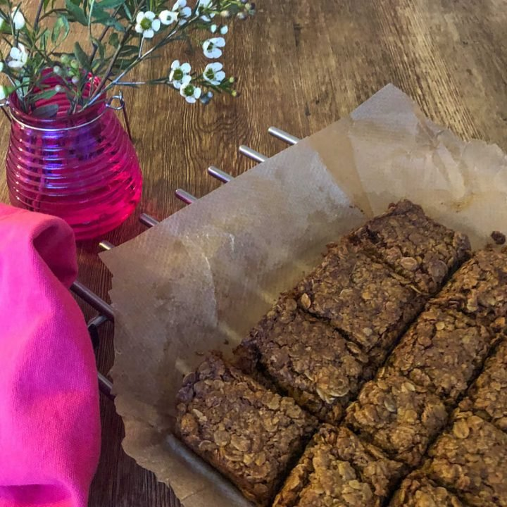 Easy Chocolate Chip Flapjack Recipe