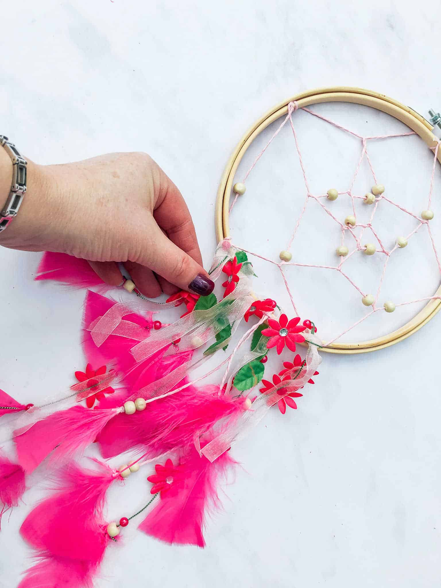 what to do with embroider hoops