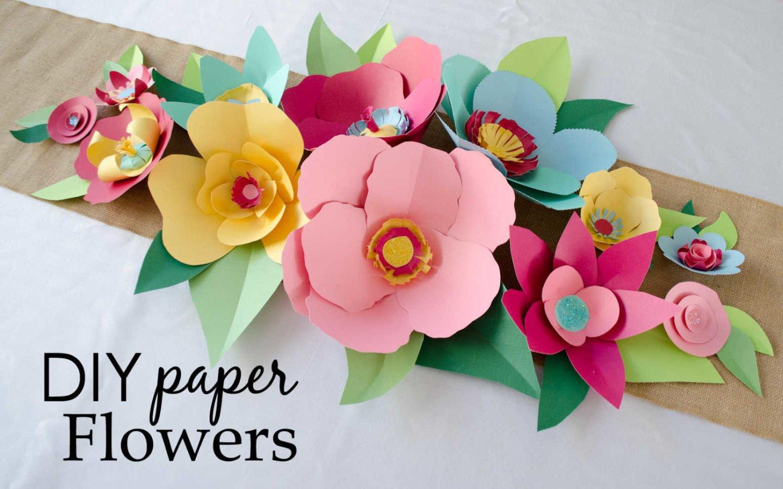 DIY-Paper-Flowers