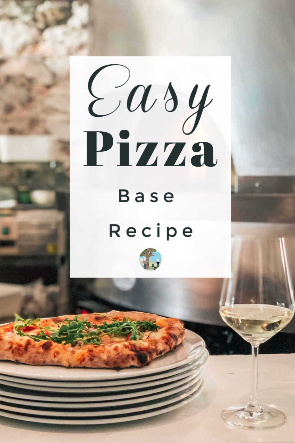 This Easy Base For Pizza Recipe would be a useful one to have in your staple recipe portfolio. An easy to make recipe with store cupboard essentials.