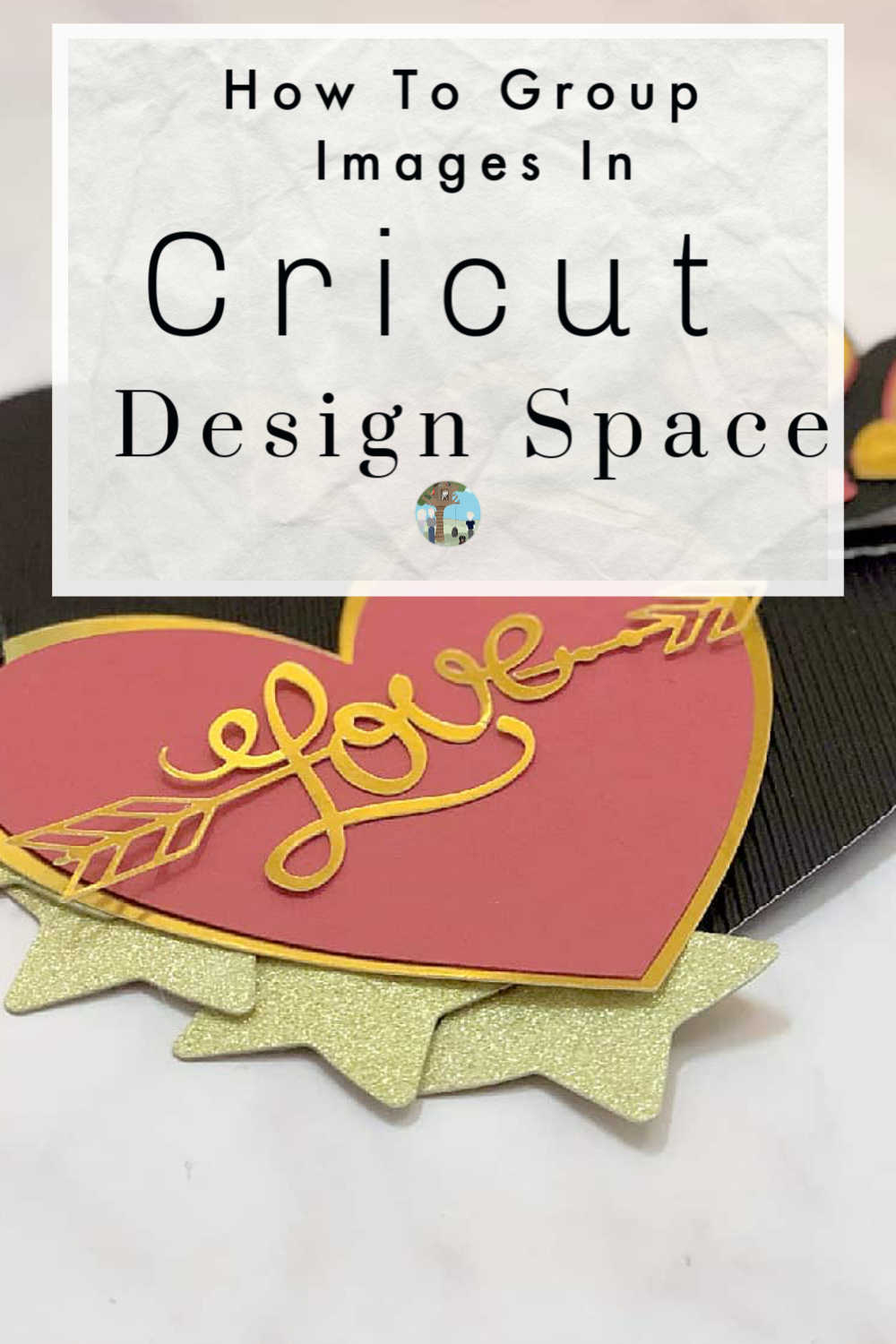How to Group in Cricut Design Space, how to group and ungroup and what is it used for.