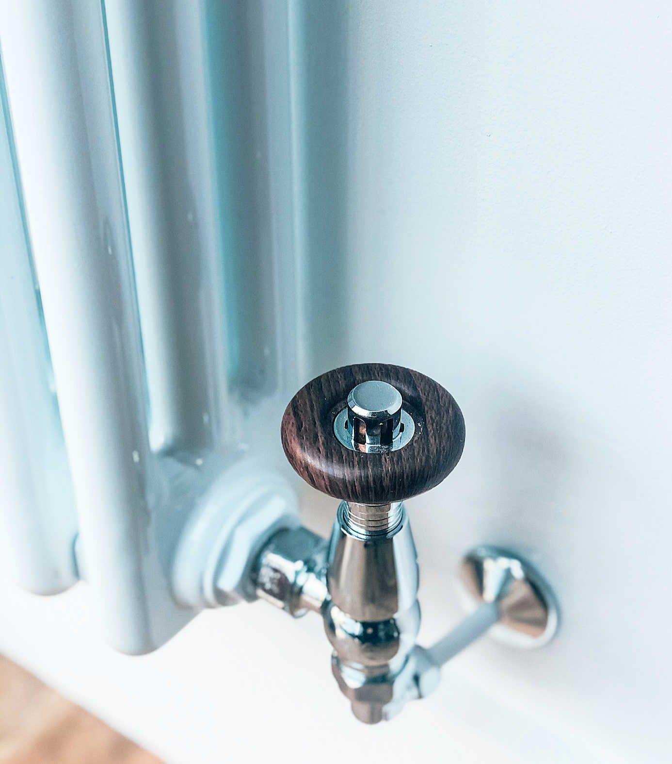 Modern radiator valves