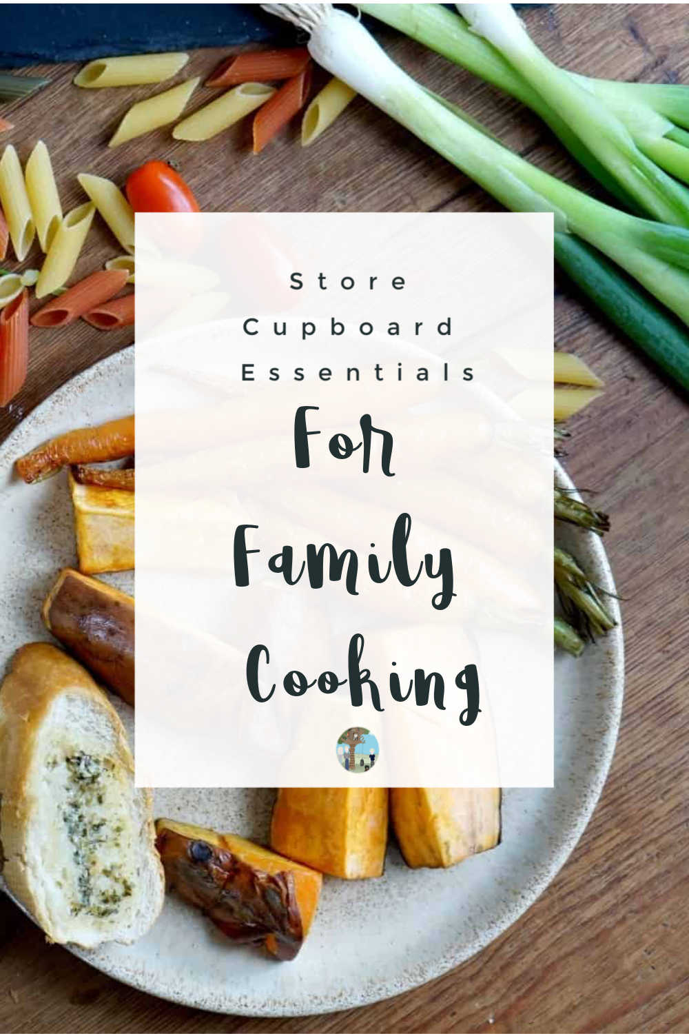 Store cupboard essentials for affordable family cooking