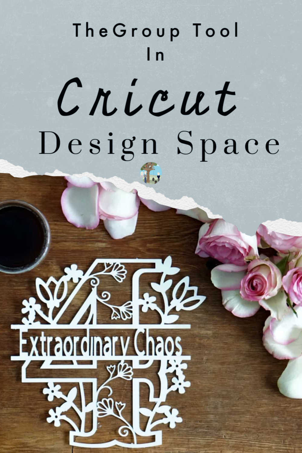 What is the Group Tool in Cricut Design Space, how to group and ungroup and what to use it for.