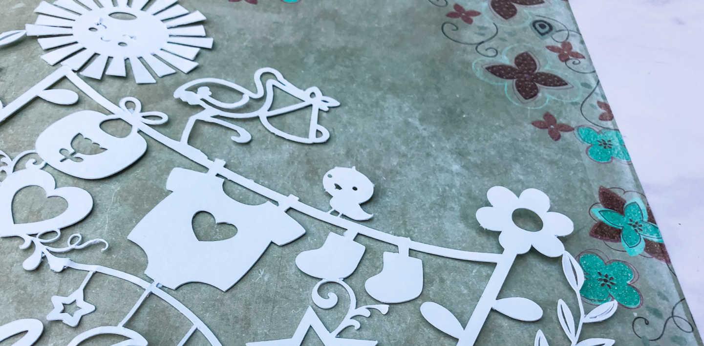 Cricut gift ideas for babies