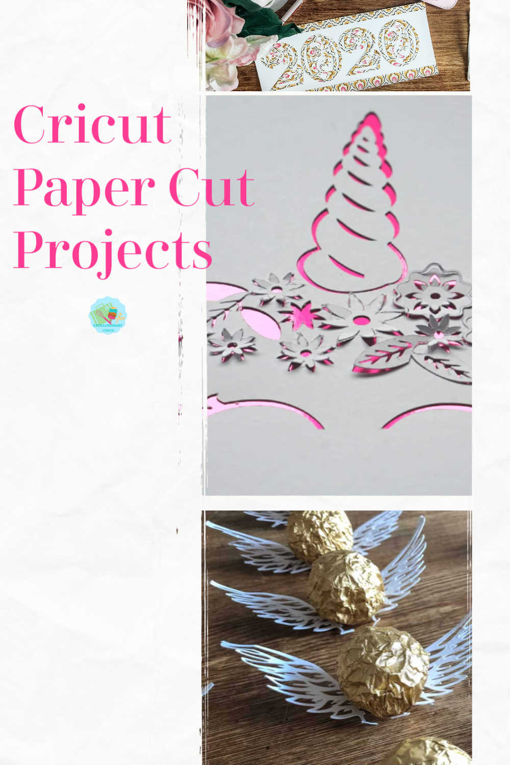 Cricut paper cut projects and tutorials to make projects for gifts and to sell.