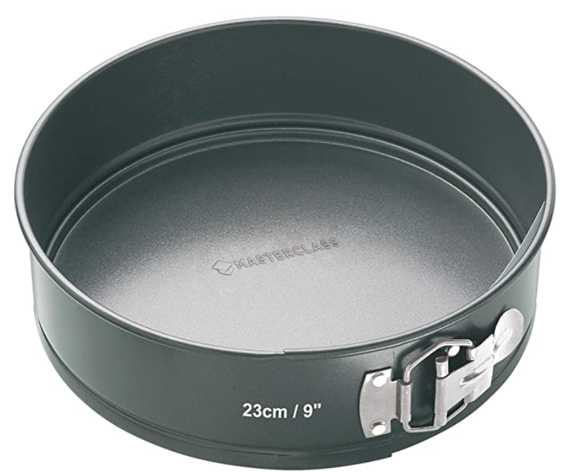 Cake Tin With A Release Base