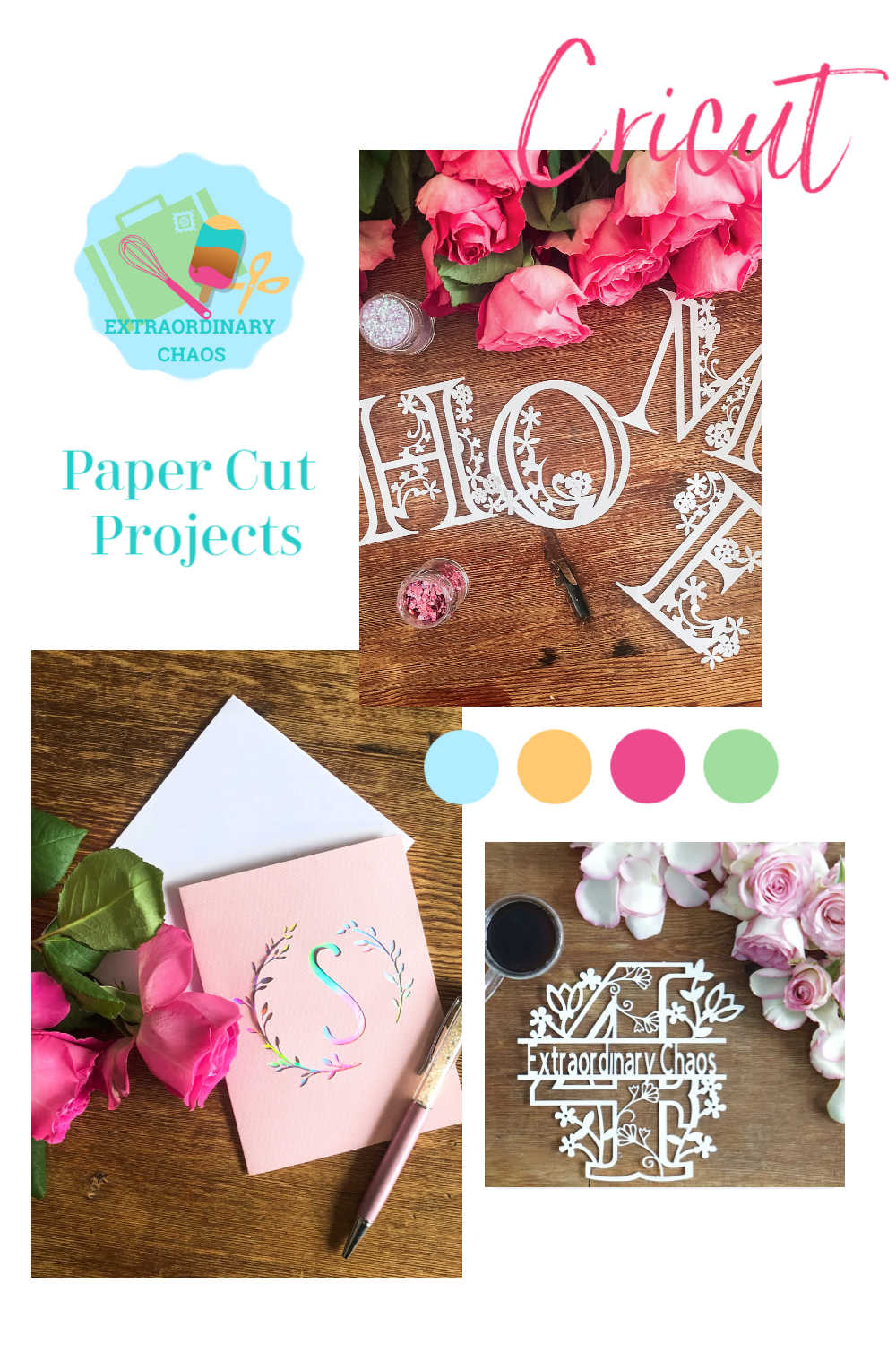 Paper Cutting Art Projects And Tutorials