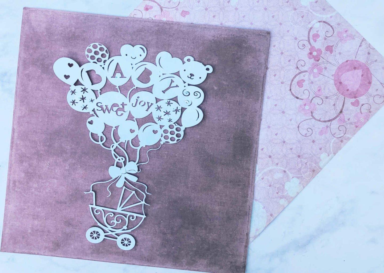 nursery paper cut ideas
