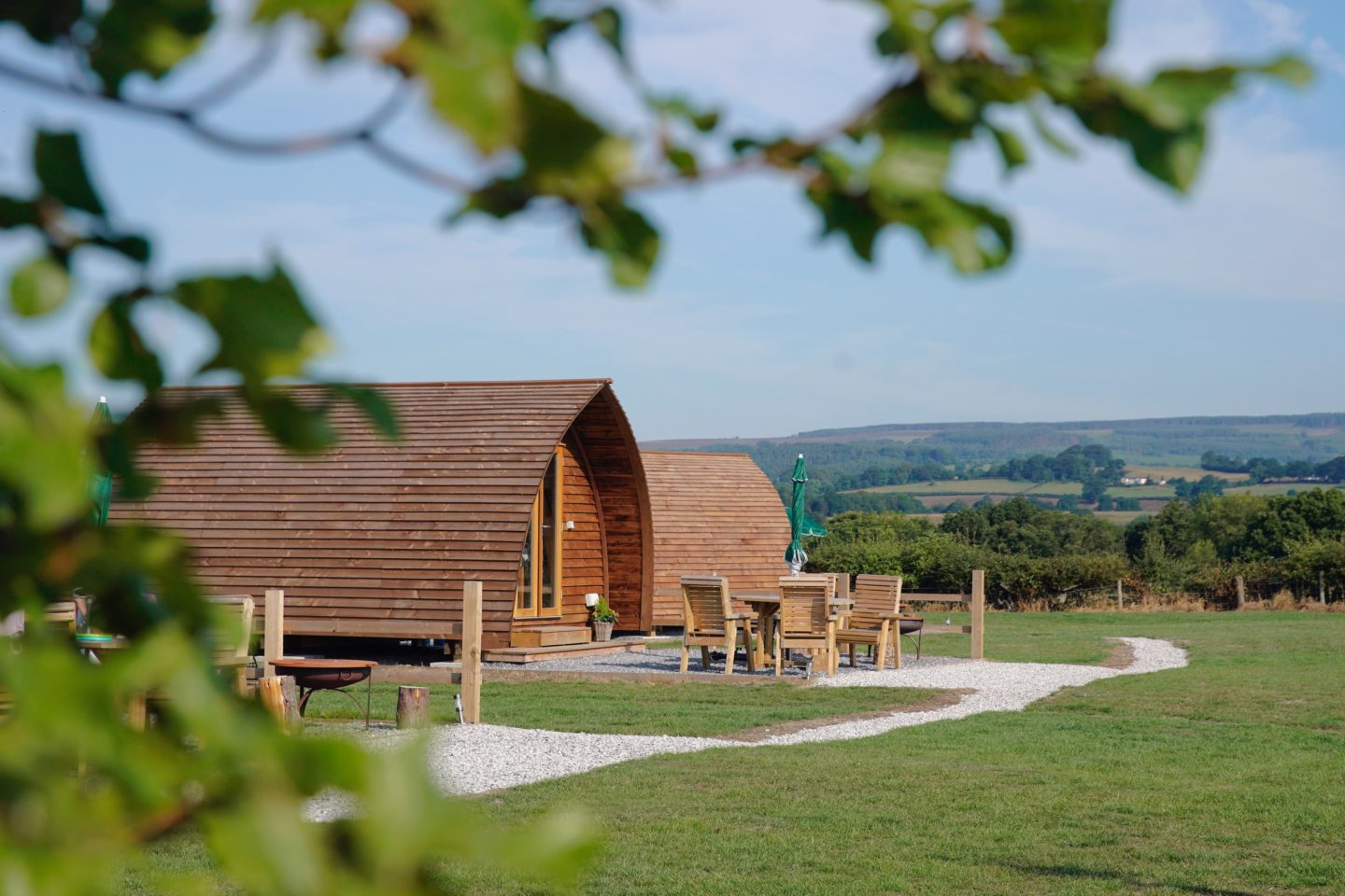 Wigwam Holidays In The Ribble Valley