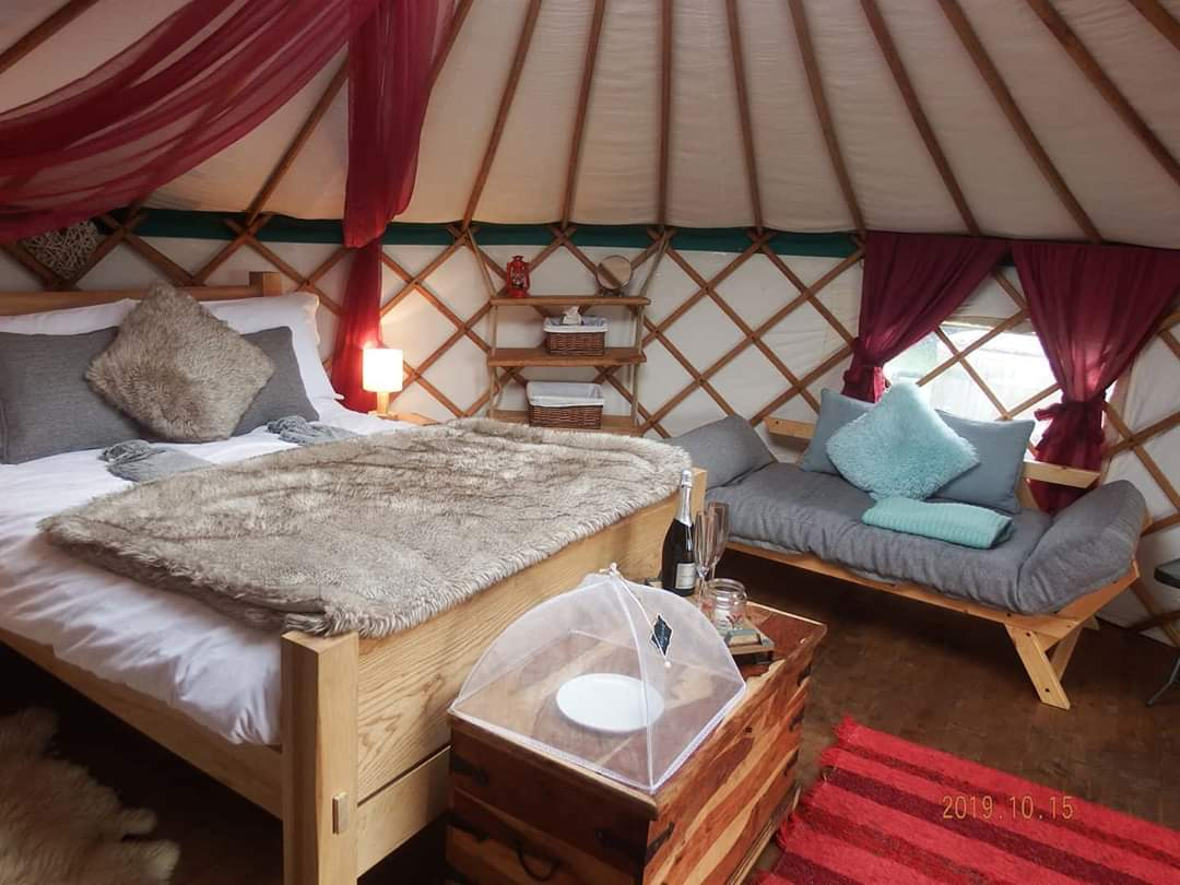 Glamping Near Pendle Hill