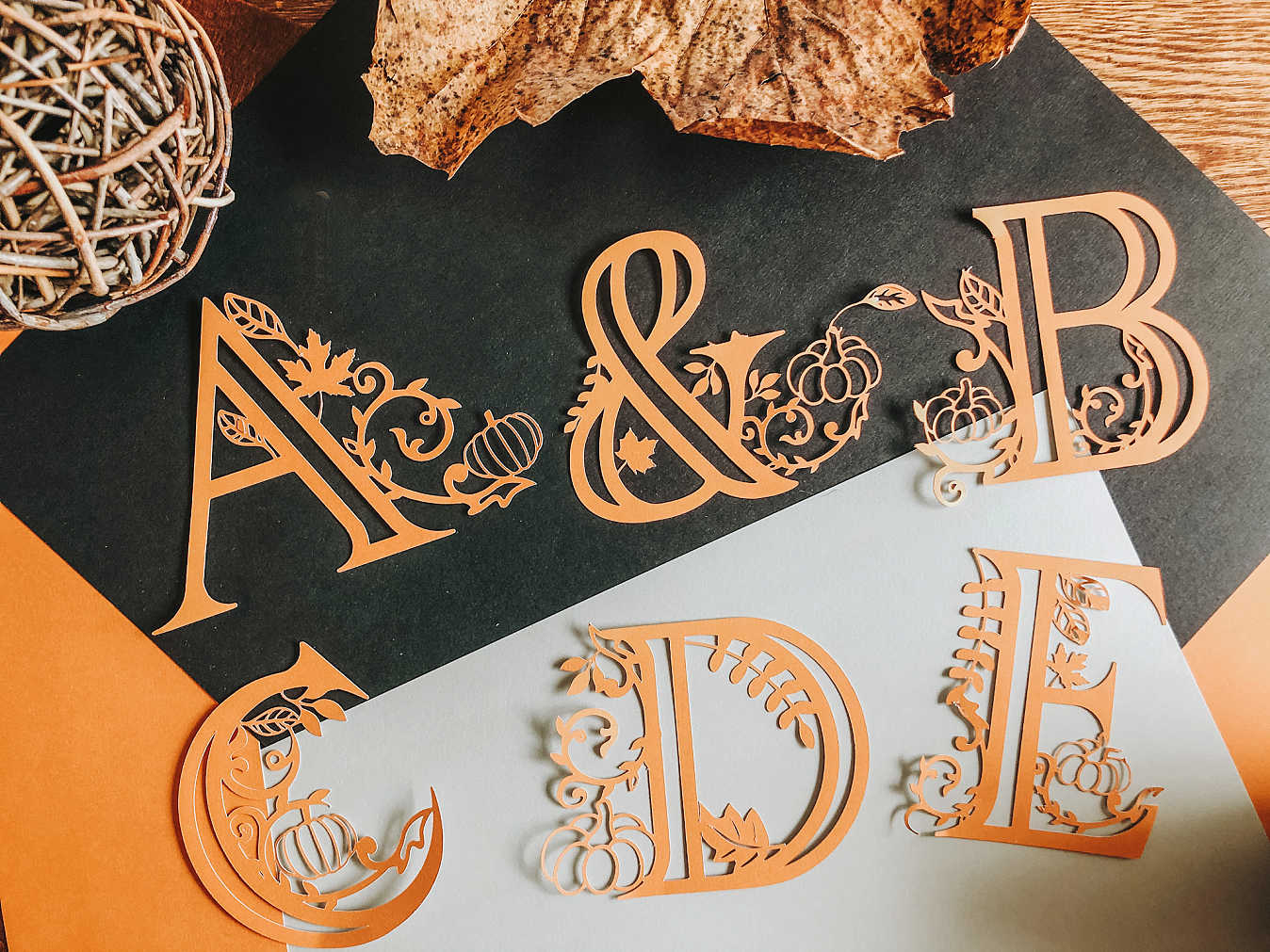 Autumn Craft Project Ideas