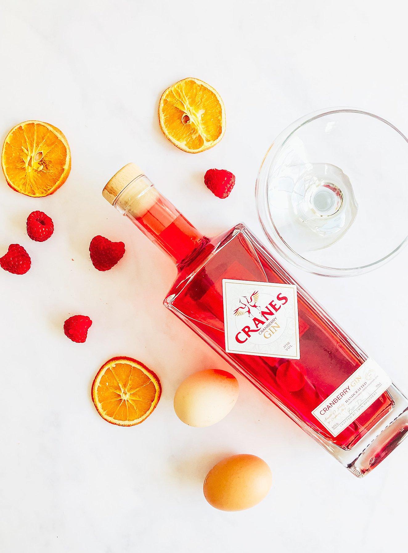 Cranes Cranberry Gin