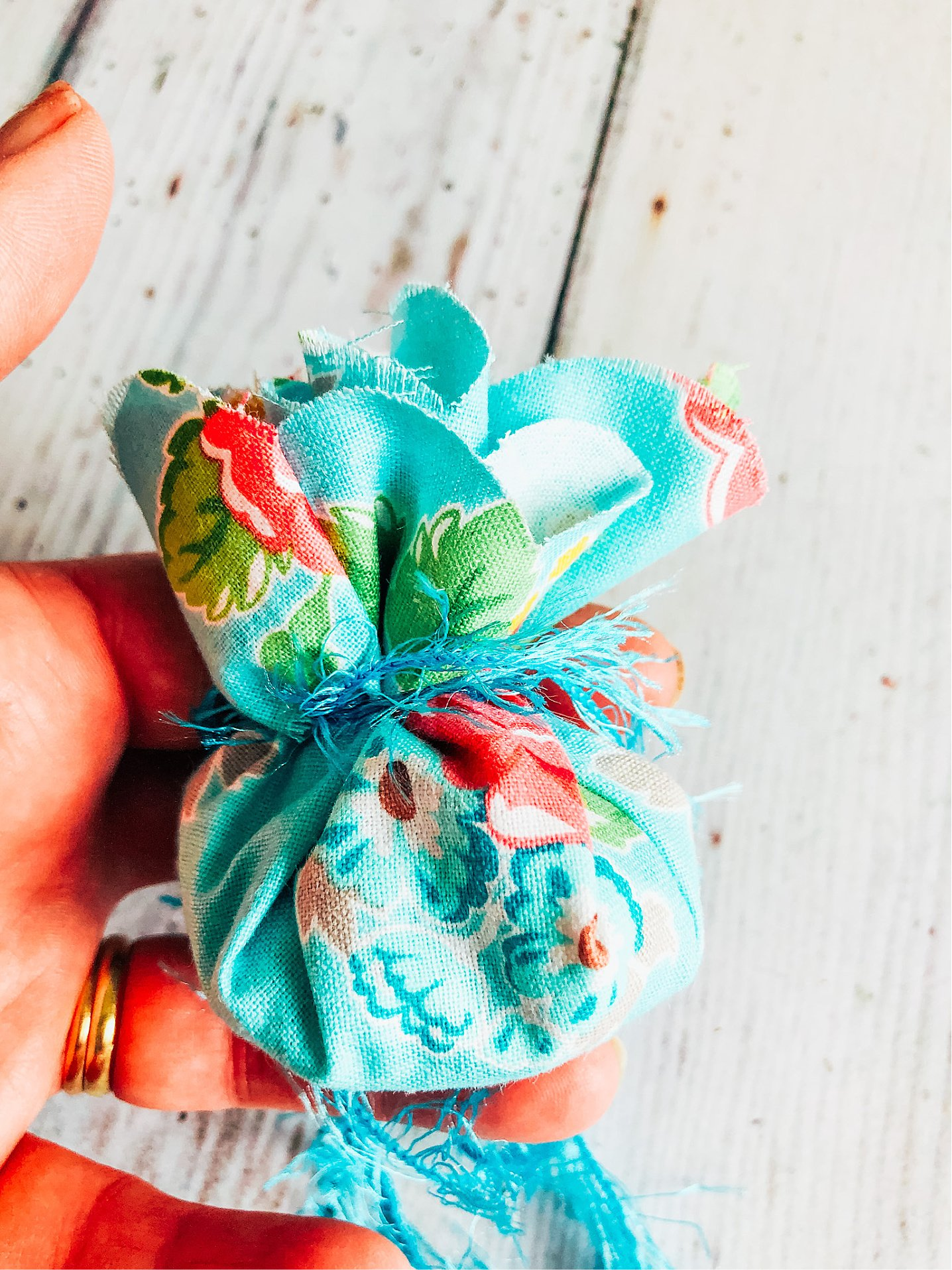 How to make Lavender Bags with Cricut