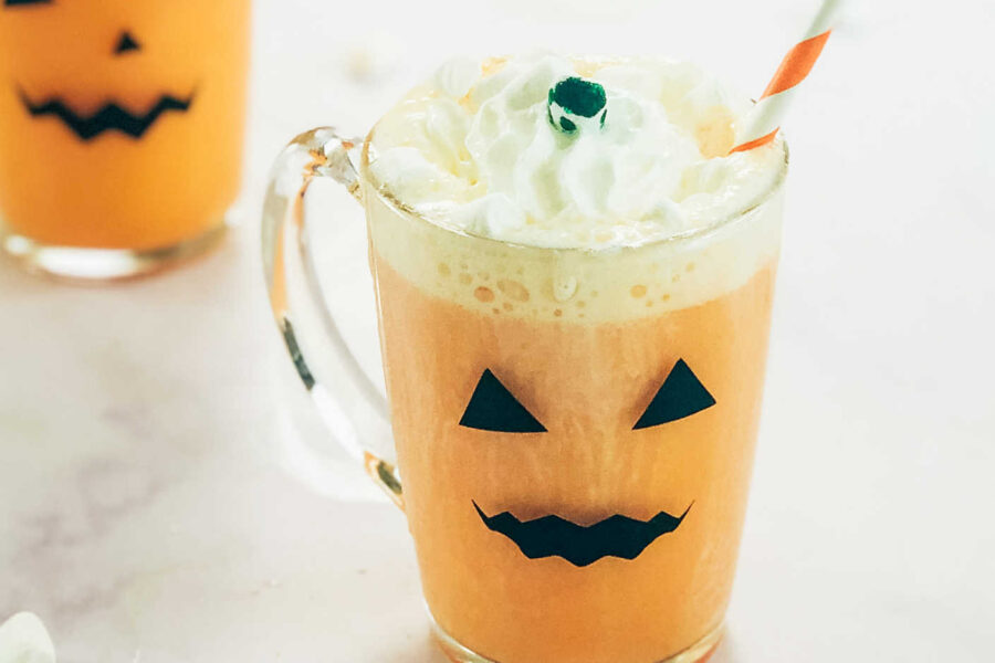 How to make hot chocolate for Halloween parties