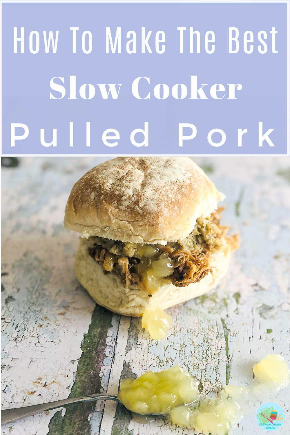 How to make the best easy slow cooker pulled pork