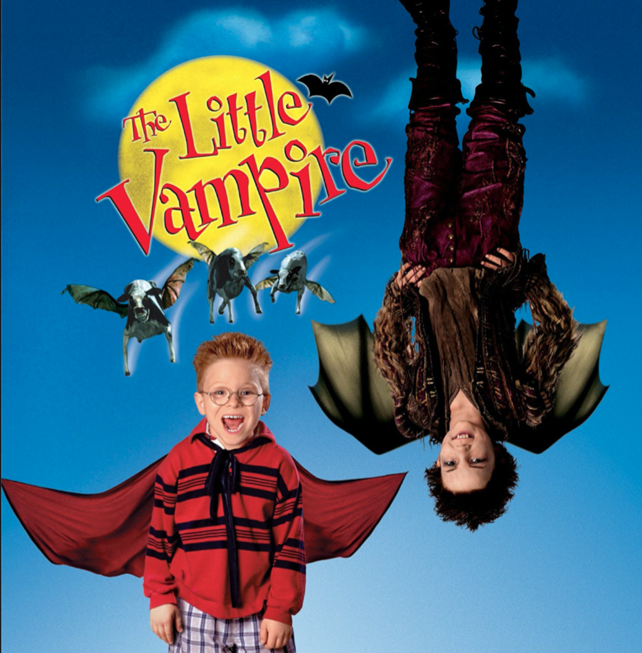 Vampire movies for kids, Best Family Halloween Movies