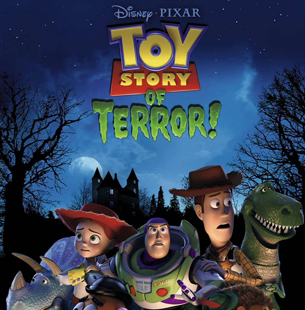 Toy Story Tower Of Terror (2014)