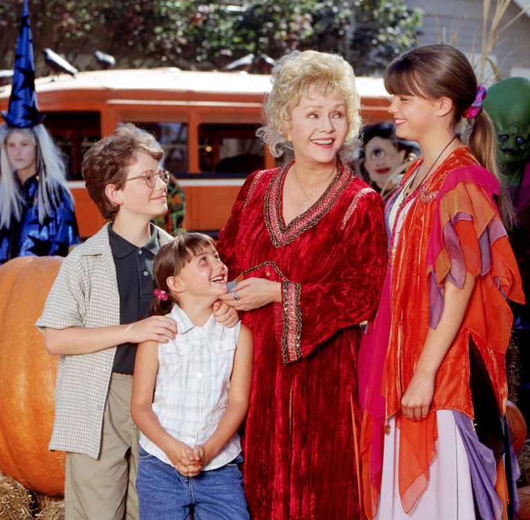 Disney's Halloweentown 1998