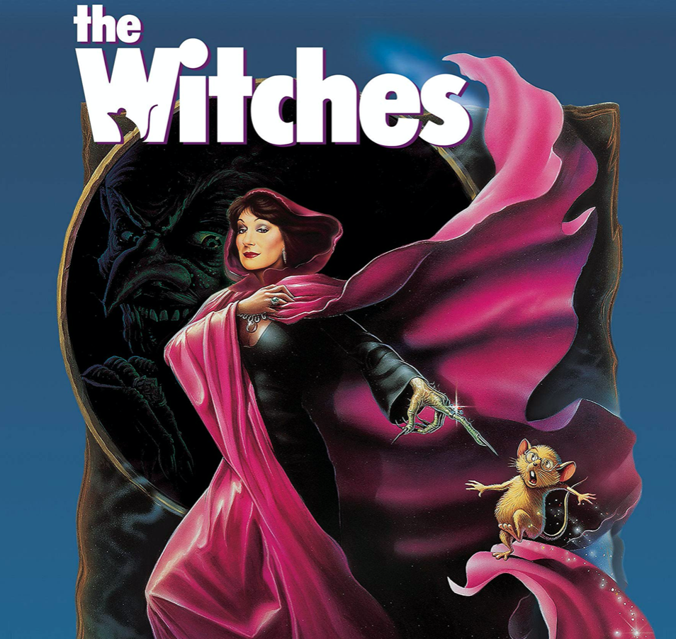The Witches (1990) family halloween movie to watch