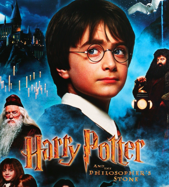 Harry Potter Series, (Starting 2001)