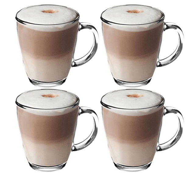Hot Chocolate Glasses